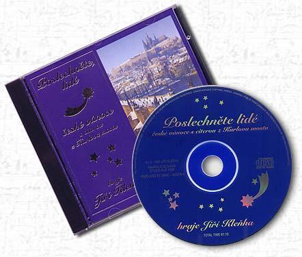 POSLECHNĚTE LIDÉ - České Vánoční koledy (CD)
