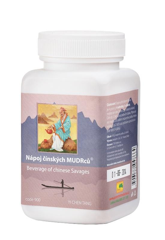 TCM Herbs Nápoj čínských MUDRců 100g (kód 900)