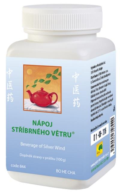 TCM Herbs Nápoj stříbrného větru 100g (kód 844)