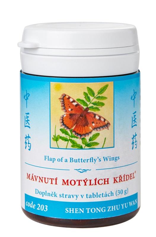 TCM Herbs Mávnutí motýlích křídel 100 tablet (kód 203)