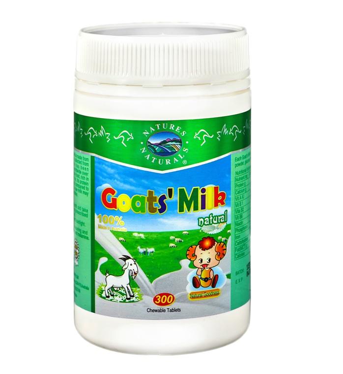 Australian Remedy Goats Milk - Kozí mléko v tabletách 300 tablet