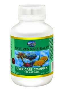 Australian Remedy Liver Care complex 100 kps